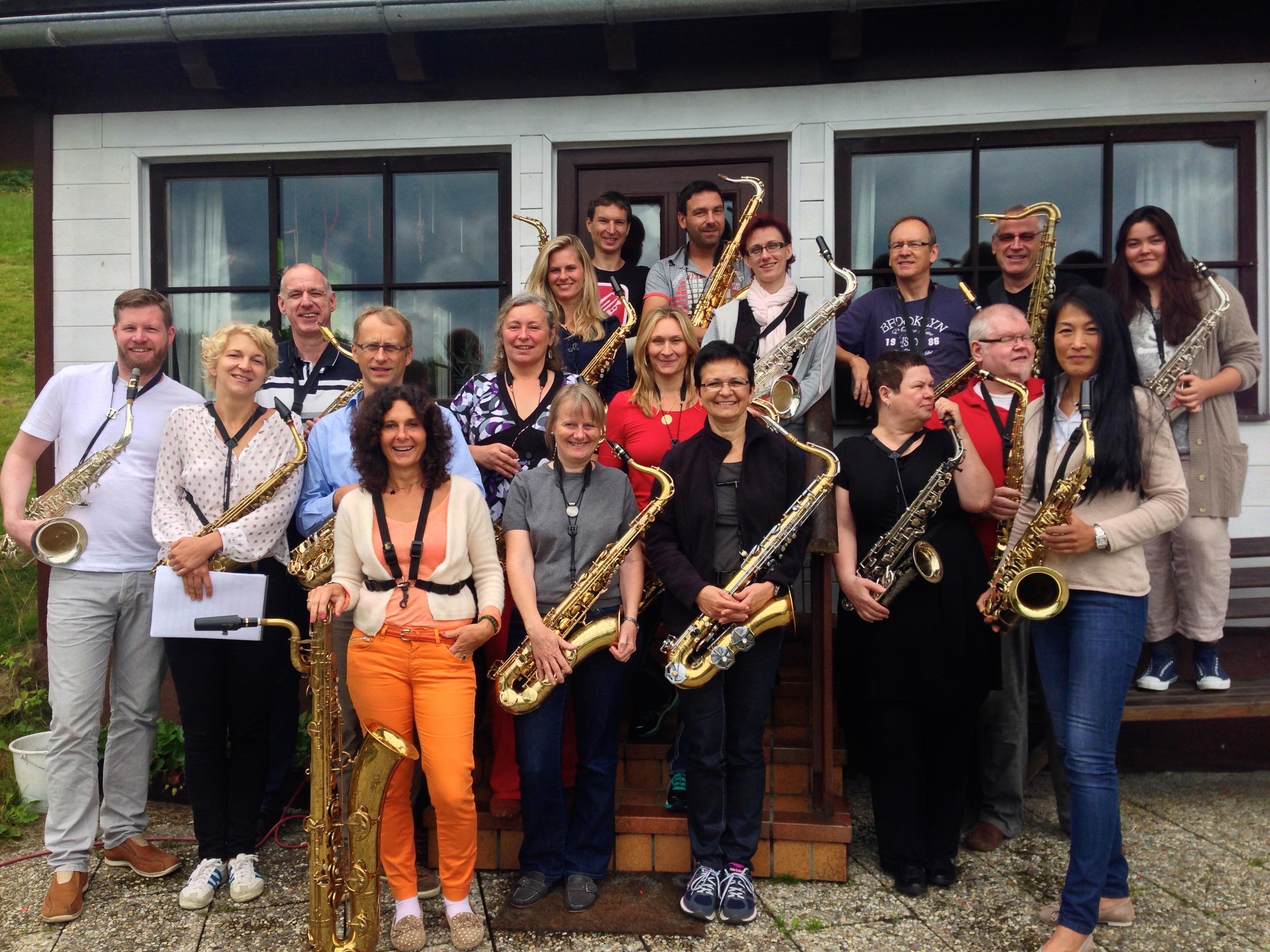 improvisieren lernen saxophon
